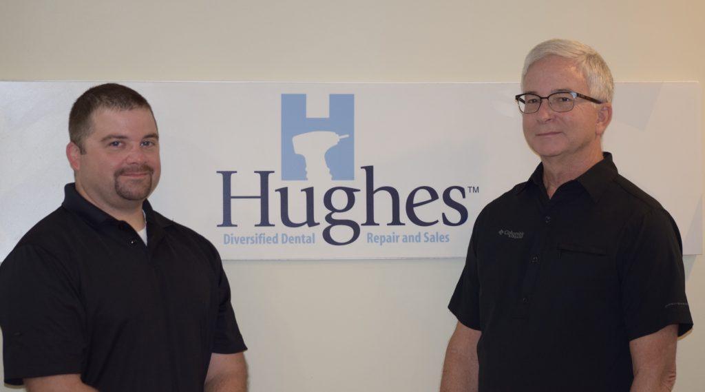 Jeffrey and Steve Hughes
