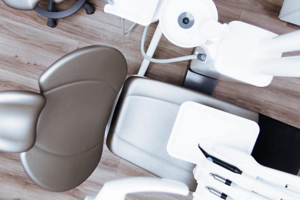 Overhead Dental Chair
